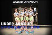 UNDER ARMOUR台中首家旗艦門市正式開幕