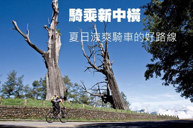 騎乘新中橫   夏日涼爽騎車的好路線騎乘新中橫   夏日涼爽騎車的好路線
