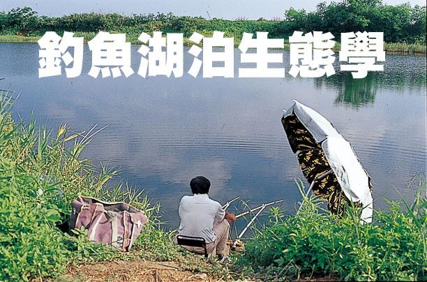 釣魚湖泊生態學釣魚湖泊生態學