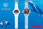 G-SHOCK x I.C.E.R.C  2017 鲸豚主題限量錶款