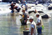 開放護魚區收費垂釣需要完整的配套方案